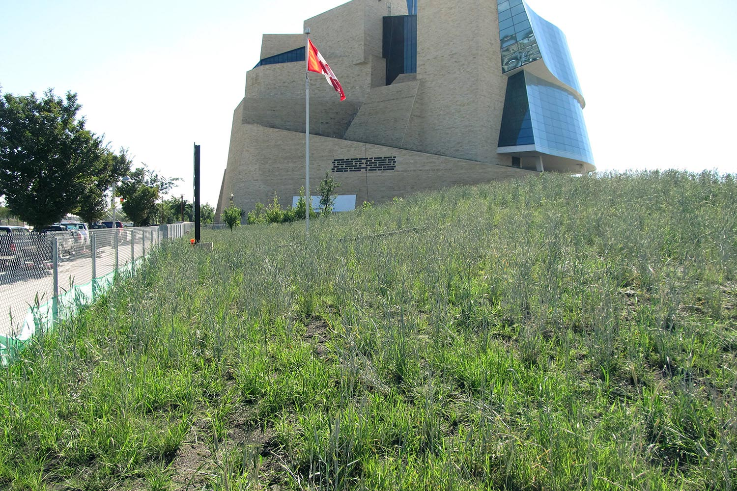 Canadian Museum For Human Rights Native Plant Solutions